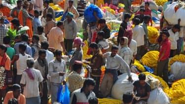 Le gouvernement indien assure que l'économie va se redresser.