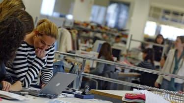 Des designers travaillant pour la marque Zara ( image d'illsutration)