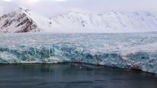 Le volume de la banquise arctique, mesuré cet automne par le satellite CryoSat, était supérieur de 50% à celui de l'an dernier.