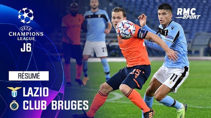 Résumé : Lazio 2-2 Bruges - Ligue des champions J6