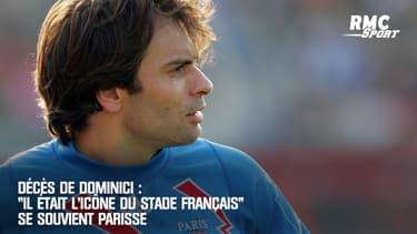 """Stade Français : """"Il était l'icône du Stade Français"""" se souvient Parisse"""