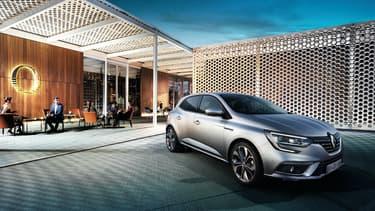 Avec sa Megane 4, Renault va tenter une légère montée en gamme pour concurrencer les compactes allemandes.