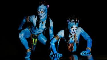 Spectacle du Cirque du Soleil à Lyon le 23 février 2019