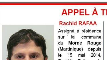 De nationalité marocaine, cet homme s'est soustrait à son assignation à résidence depuis le 27 juillet