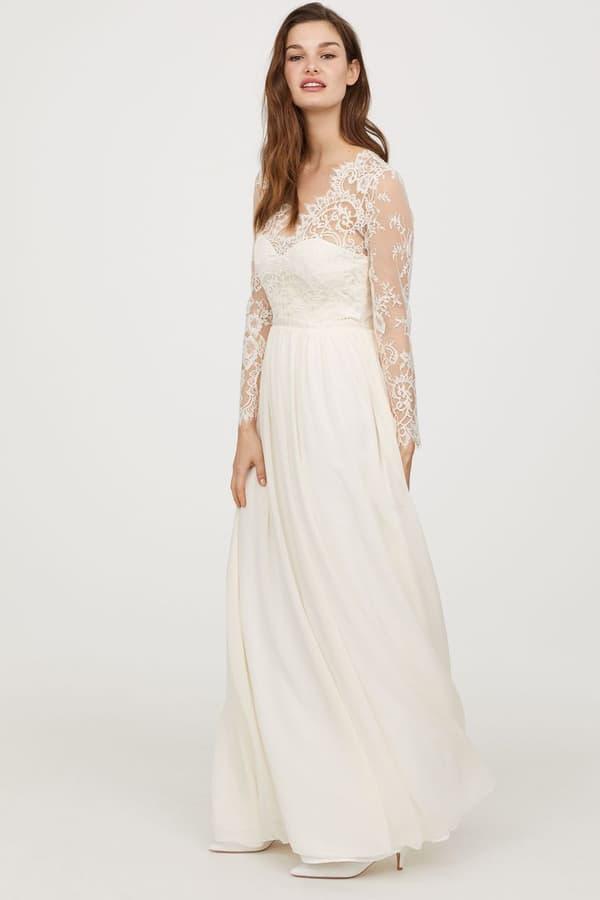 Une réplique abordable de la robe de mariée de Kate Middleton