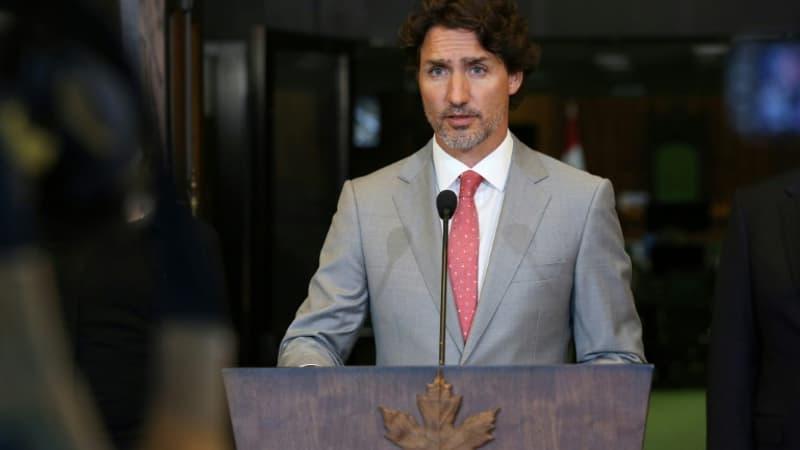 Caricatures: Justin Trudeau juge que la liberté d'expression a ses limites