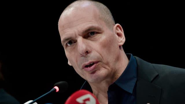 Yanis Varoufakis en mars 2018.