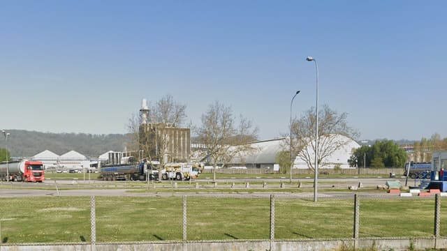 L'usine Borealis