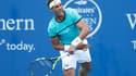 Rafael Nadal s'entraîne déjà sur terre battue
