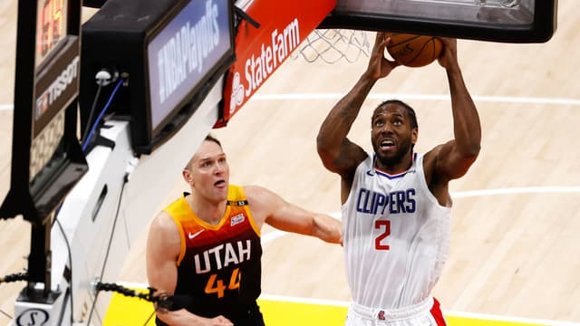Kawhi Leonard - Los Angeles Clippers
