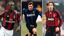 Milan-Inter : Avant Calhanoglu, ils sont aussi passés d'un club à l'autre