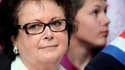 """Christine Boutin, ex-présidente du PCD, compare dans une interview l'homosexualité à une """"abomination""""."""