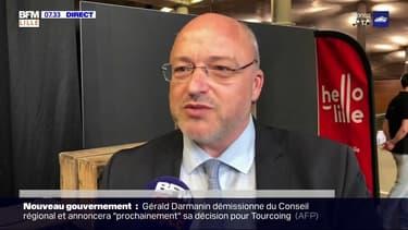 Lille: l'actuel président de la Métropole, Damien Castelain, devrait facilement être réélu ce jeudi