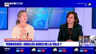 """Réouverture des terrasses: pour Camille Augey, adjointe au maire de Lyon, """"il faut être conscient que tout le monde ne rouvrira pas"""""""