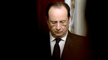 François Hollande s'était engagé à l'inversion de la courbe du chômage en 2013.