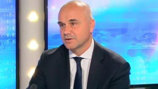 Nicolas Perruchot était l'invité de BFM Business