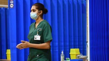 Infirmière à Cardiff