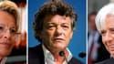 Selon un sondage BVA diffusé mardi, le remaniement prévu à l'automne s'annonce complexe pour Nicolas Sarkozy car, mis à part Christine Lagarde (à droite), Michèle Alliot-Marie (à gauche) et Jean-Louis Borloo, peu de ministres en place trouvent grâce à la