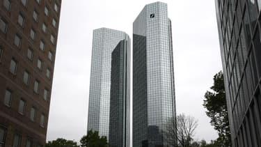Deutsche Bank est face à un virage stratégique