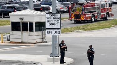 Plusieurs coups de feu ont été tirés à la station de bus du célèbre bâtiment américain.