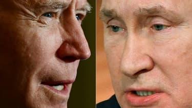 La rencontre entre Joe Biden et Vladimir Poutine devrait être l'occasion de traiter de nombreux sujets de tension