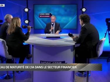Hors-Série Les Dossiers BFM Business : L'intelligence artificielle au coeur de la finance - Samedi 25 septembre