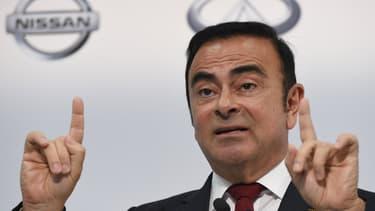 Nissan n'a toujours pas nommé de nouveau président, à la place de Carlos Ghosn.