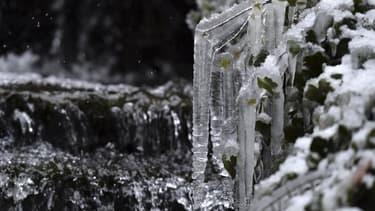 Un froid polaire s'abat sur la France depuis ce dimanche (PHOTO D'ILLUSTRATION)