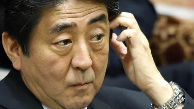 """Le Japon """"ne peut se passer du nucléaire"""", dit Abe à la veille des 5 ans de Fukushima - Jeudi 10 mars 2016"""