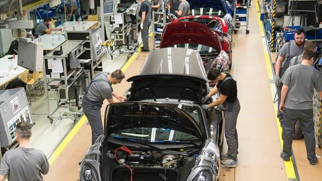 Le marché automobile européen enregistre une croissance de 11,2% sur un an.
