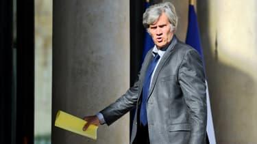 Le ministre de l'Agriculture, Stéphane Le Foll, ce 22 août.