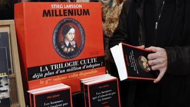 Plus de 75 millions d'exemplaires des trois premiers tomes de Millénium se sont vendus dans le monde.
