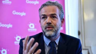Sébastien Missoffe, le patron de Google France
