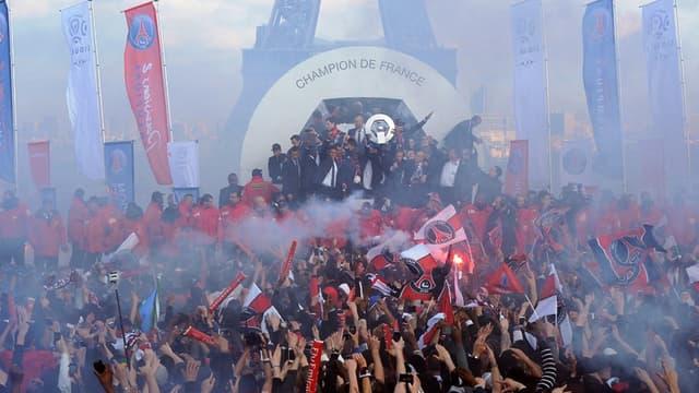 Le PSG déplore les incidents
