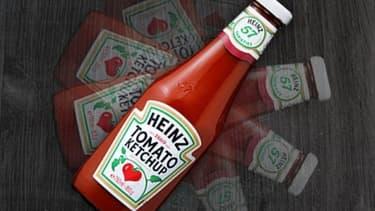 En France, le groupe qui fabrique le fameux Ketchup détient 45% des parts de marché, devant Amora