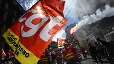Jusqu'à 2.000 euros requis à l'encontre de manifestants contre la loi travail.