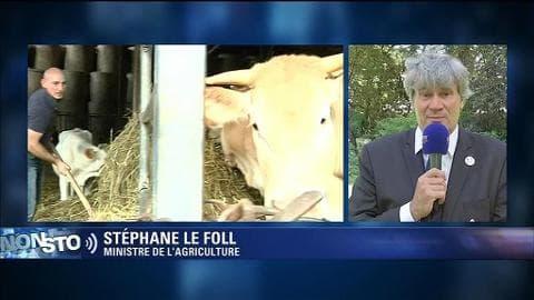 "Le Foll ""demande à la grande distribution d'augmenter les prix"" de la viande"""