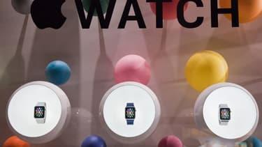 Apple a déjà évoqué un prix d'entrée de 349 dollars pour sa montre connectée.