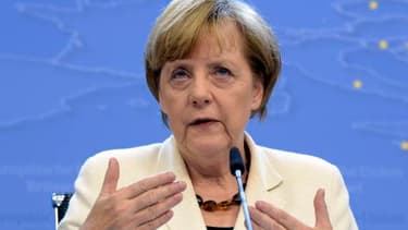 Angela Merkel avait jusque là manifesté aucune préférence pour Jean-Claude Junker