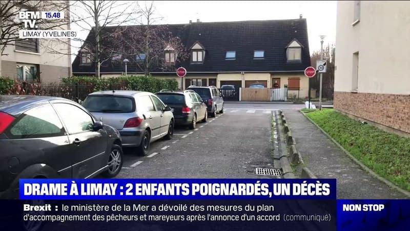 Drame à Limay, dans les Yvelines: Deux enfants poignardés dont un mortellement