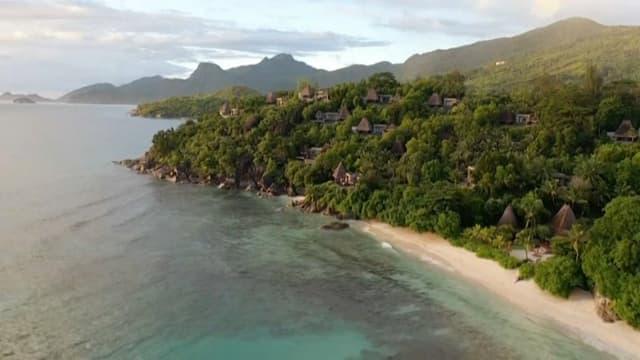 Un paysage des Seychelles (photo d'illustration)