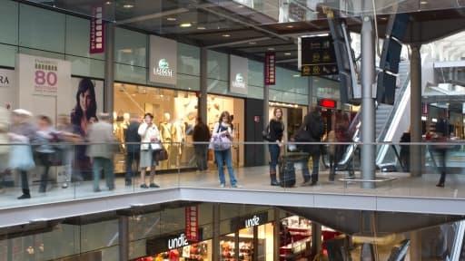 Klepierre est derrière le renouveau de la galerie commerciale de la gare Saint-Lazare à Paris.