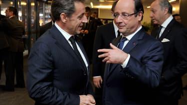 Pour Nicolas Sarkozy comme pour François Hollande, les prévisions de croissance sont un exercice périlleux.