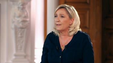 """Marine Le Pen invitée de """"Ruth Elkrief, le rendez-vous"""" samedi 19 septembre 2020"""