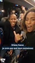 """""""Elle sort de nulle part, un shoot de bâtard..."""" Quand les handballeuses françaises reprennent la chanson sur Benjamin Pavard"""