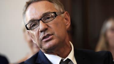 Le député LaREM Patrick Vignal, ici en 2013