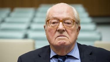 Jean-Marie Le Pen - Image d'ilustration