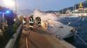 Trois touristes allemands sont morts dans l'incendie d'un yacht, en Italie.