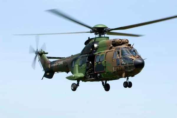 Le Cougar sert aux transports des troupes. Celui qui a été impliqué dans l'accident au Mali avait à son bord un commando de montagne