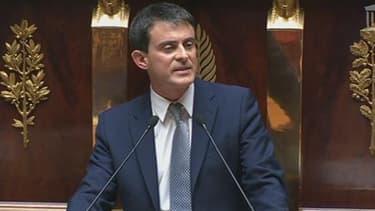 Manuel Valls a notamment appelé à libérer les forces de la croissance.